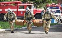 ИНСТРУКЦИЯ по действиям личного состава при пожаре в здании ПЧ-1 ГУ 17 ОФПС по КО