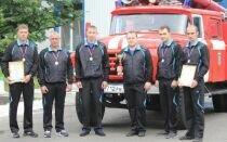Характеристика Юргинского гарнизона пожарной безопасности